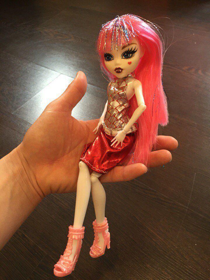 Как сделать куклу с ногами и